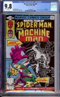 Marvel Team-Up #99 CGC 9.8 w