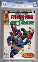Marvel Team-Up #102 CGC 9.8 w Western Penn