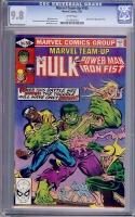 Marvel Team-Up #105 CGC 9.8 w