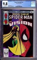 Marvel Team-Up #129 CGC 9.8 w