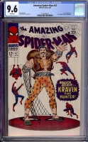 Amazing Spider-Man #47 CGC 9.6 w