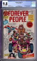 Forever People #1 CGC 9.8 ow/w