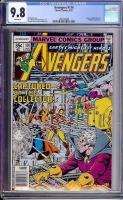 Avengers #174 CGC 9.8 w