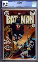Batman #253 CGC 9.2 ow/w