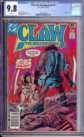 Claw the Unconquered #12 CGC 9.8 w