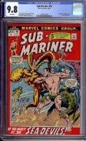 Sub-Mariner #54 CGC 9.8 w