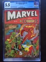 Marvel Mystery Comics #24 CGC 6.0 ow/w