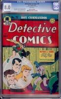 Detective Comics #79 CGC 8.0 w