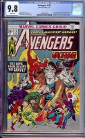 Avengers #131 CGC 9.8 w