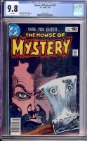 House of Mystery #276 CGC 9.8 w