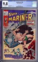 Sub-Mariner #28 CGC 9.8 w