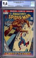 Amazing Spider-Man #110 CGC 9.6 w