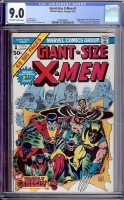 Giant-Size X-Men #1 CGC 9.0 ow/w