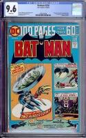 Batman #258 CGC 9.6 w