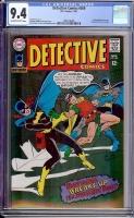 Detective Comics #369 CGC 9.4 ow/w