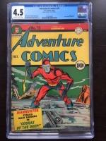 Adventure Comics #79 CGC 4.5 ow/w