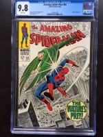 Amazing Spider-Man #64 CGC 9.8 n/a