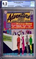 Adventure Comics #346 CGC 9.2 w
