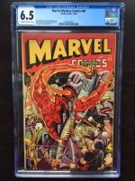 Marvel Mystery Comics #60 CGC 6.5 ow/w