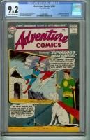 Adventure Comics #269 CGC 9.2 cr/ow