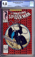 Amazing Spider-Man #300 CGC 9.8 w