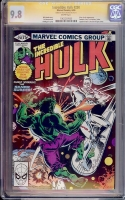Incredible Hulk #250 CGC 9.8 w CGC Signature SERIES