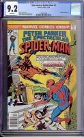 Spectacular Spider-Man #1 CGC 9.2 w