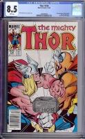 Thor #338 CGC 8.5 w
