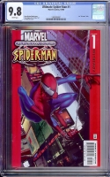 Ultimate Spider-Man #1 CGC 9.8 w