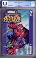 Ultimate Spider-Man #2 CGC 8.5 w