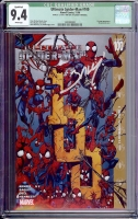 Ultimate Spider-Man #100 CGC 9.4 w