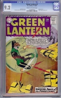 Green Lantern #3 CGC 9.2 cr/ow