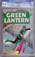 Green Lantern #4 CGC 9.4 ow