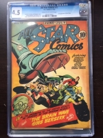 All Star Comics #17 CGC 4.5 cr/ow