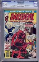 Daredevil #131 CGC 9.4 ow/w