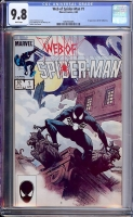 Web of Spider-Man #1 CGC 9.8 w