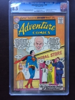 Adventure Comics #292 CGC 8.5 cr/ow