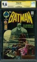 Batman #227 CGC 9.6 w