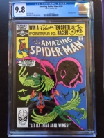 Amazing Spider-Man #224 CGC 9.8 w