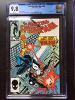 Amazing Spider-Man #269 CGC 9.8 w