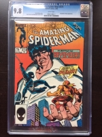 Amazing Spider-Man #273 CGC 9.8 w