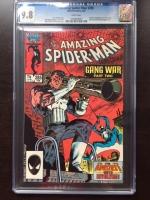 Amazing Spider-Man #285 CGC 9.8 w