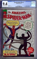 Amazing Spider-Man #3 CGC 9.4 ow/w