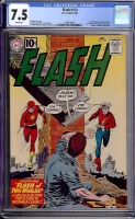 Flash #123 CGC 7.5 w