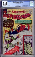 Amazing Spider-Man #14 CGC 9.4 ow/w