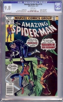 Amazing Spider-Man #175 CGC 9.8 w