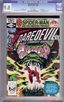 Daredevil #177 CGC 9.8 w