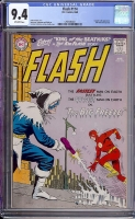 Flash #114 CGC 9.4 ow
