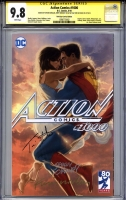 Action Comics #1000 CGC 9.8 n/a CGC Signature SERIES