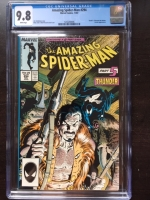 Amazing Spider-Man #294 CGC 9.8 w